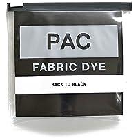PAC FABRIC DYE 繊維用染料 col.12 バックトゥーブラック 染め直し用
