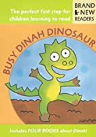 Busy Dinah Dinosaur (Brand New Readers)