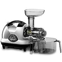 Kuvings NJE-3580U Masticating Slow Juicer, Silver by Kuvings