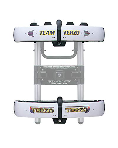 TERZO [ テルッツオ ] 4×4 REAR CARRIER [ SYSTEM GEAR ] システムギア [ ホワイト ] カービングスキー対応。 JA115W