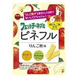 ブルボン フェットチーネグミ ビネフルりんご酢味 53g 120コ入り