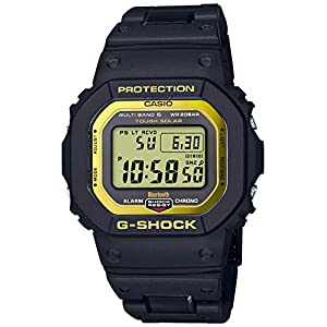 [カシオ]CASIO 腕時計 G-SHOCK ジーショック Bluetooth 搭載 電波ソーラー GW-B5600BC-1JF メンズ