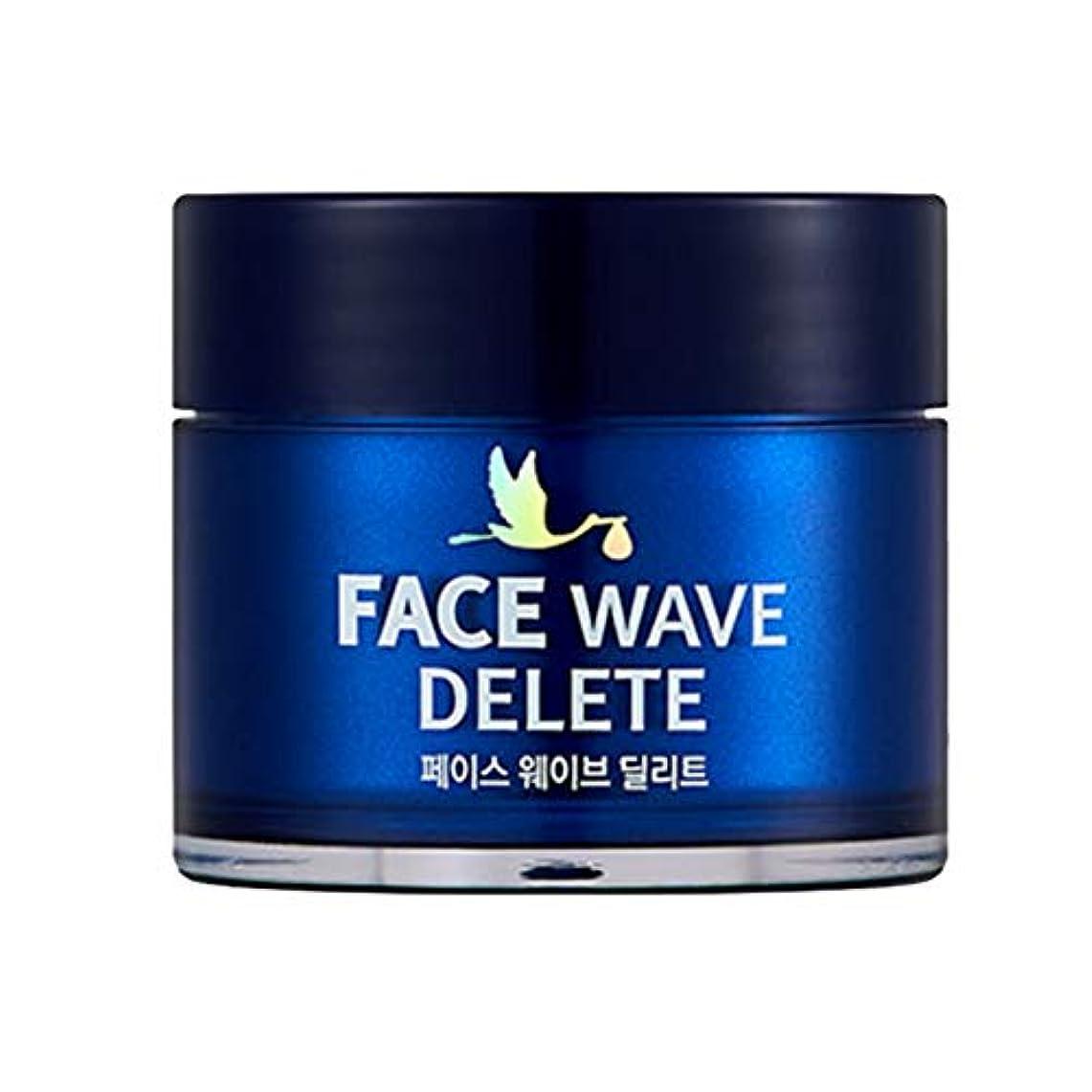 利用可能バックグラウンド帰するbona medusa FACE WAVE DELETE しわ集中改善クリームすべての肌用30g[海外直送品]