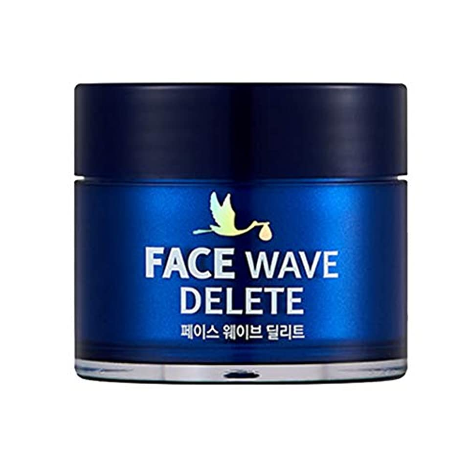 腐敗プラグ小康bona medusa FACE WAVE DELETE しわ集中改善クリームすべての肌用30g[海外直送品]