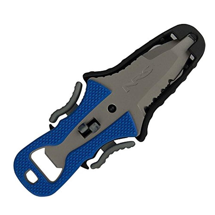 一口効率退屈させるNRS Co-Pilot Knife Blue リバーナイフ ブルー [並行輸入品]