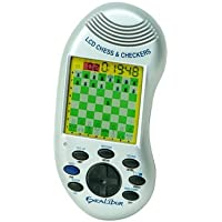 Lcd Chess & Checkers by Excalibur [並行輸入品]