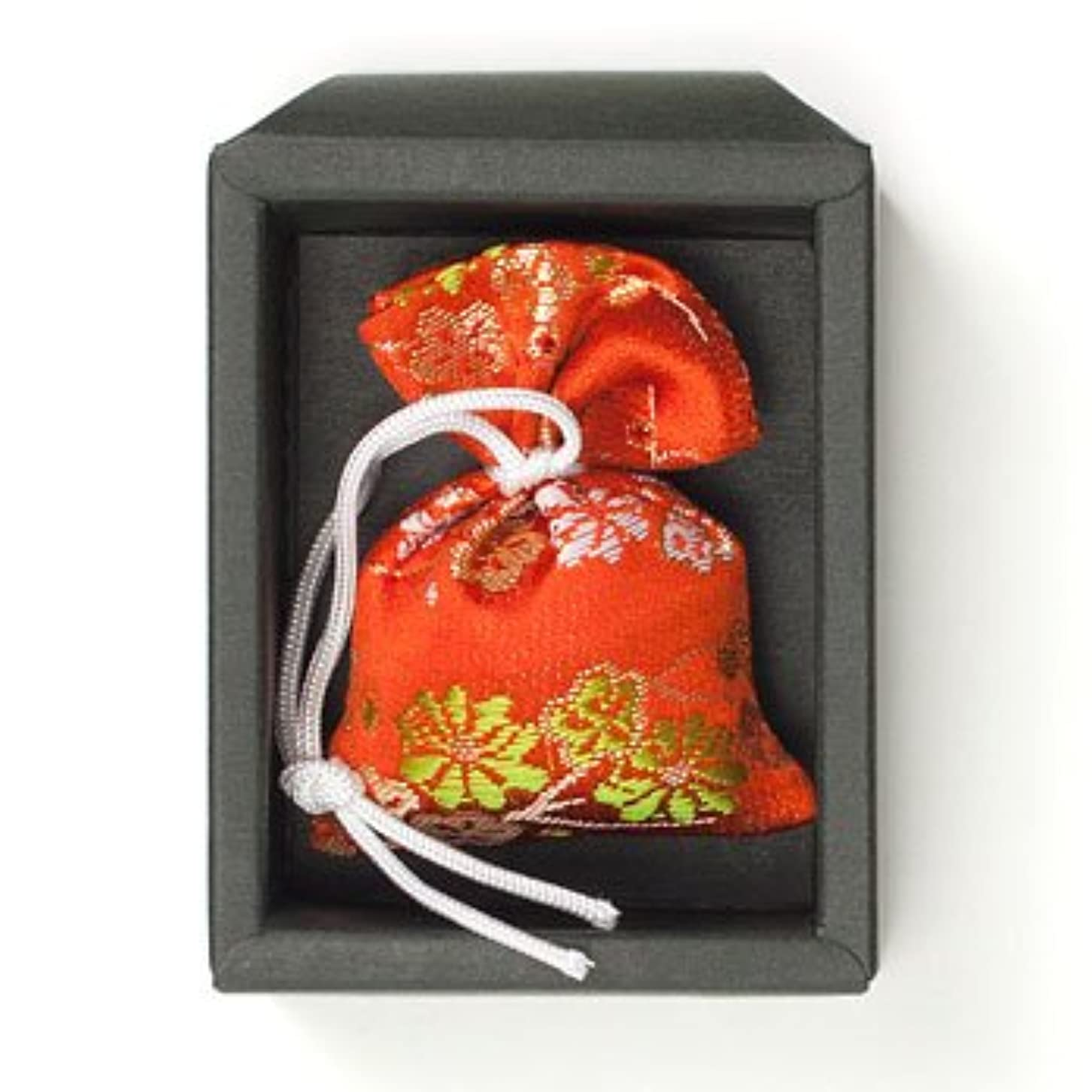 害虫社会主義符号匂い袋 誰が袖 極品 1個入 松栄堂 Shoyeido 本体長さ60mm (色?柄は選べません)