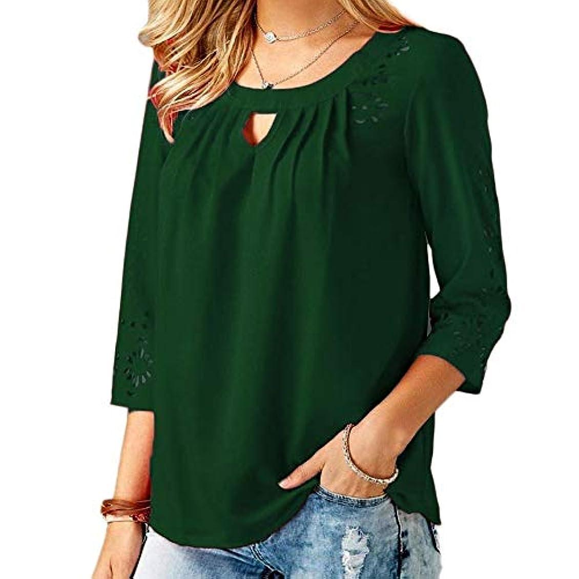 肘掛け椅子ささやき聴覚MIFAN ゆったりTシャツ、シフォンシャツ、カジュアルシャツ、女性トップ、プラスサイズトップ