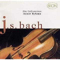 ビルスマ(P) バッハ 無伴奏チェロ組曲の商品写真