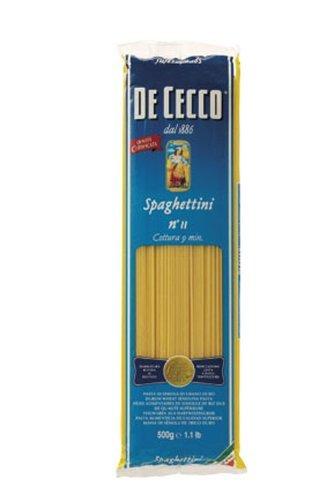 ディチェコ パスタ No11 スパゲティーニ 500g 【並行輸入品】