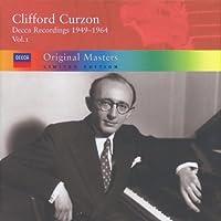 Clifford Curzon Decca Recordings 1949-1964