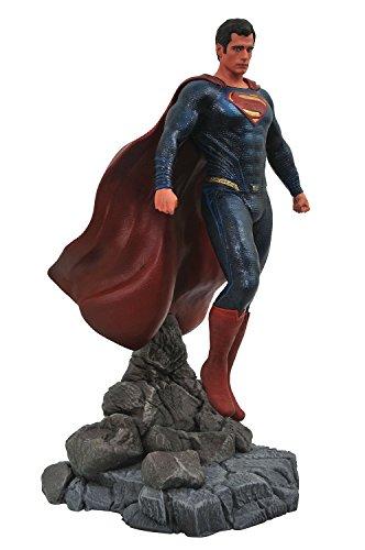 Diamond Select Toys DCギャラリー: Justice LeagueムービースーパーマンPVCフィギュア