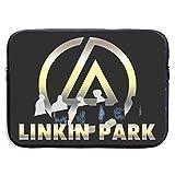 Linkin Park リンキン・パーク 13インチ / 15インチ 保護ケース ノート パソコン 耐衝撃 スリーブ 手提げカバン 男女兼用 コンピューターバッグ ファッション 多機能 大容量 ブラック