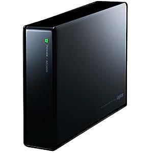 省電力&静音モデル WDドライブ搭載 USB 3.0 外付けハードディスク HDD 3TB LHD-ENA030U3WS