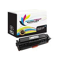 スマート印刷Supplies 305A ce411aプレミアムシアン互換トナーカートリッジ交換HP LaserJet Pro m375m451m475レーザープリンタ( 2, 600ページ)
