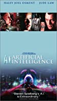 Ai Artificial Intelligence [VHS] [Import]