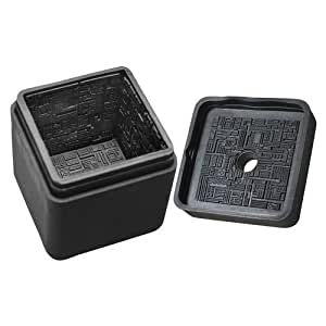 Diamond Select Toys Star Trek: The Next Generation: Borg Cube Silicone Ice Cube Tray by Diamond Select Toys [並行輸入品]