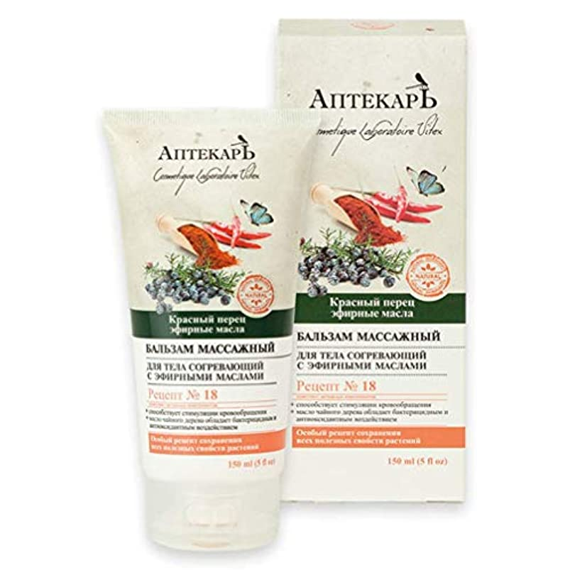 Bielita & Vitex | Chemist Line | Massage body massage balm with essential oils | Melaleuca Alternifolia | Eucalyptus...