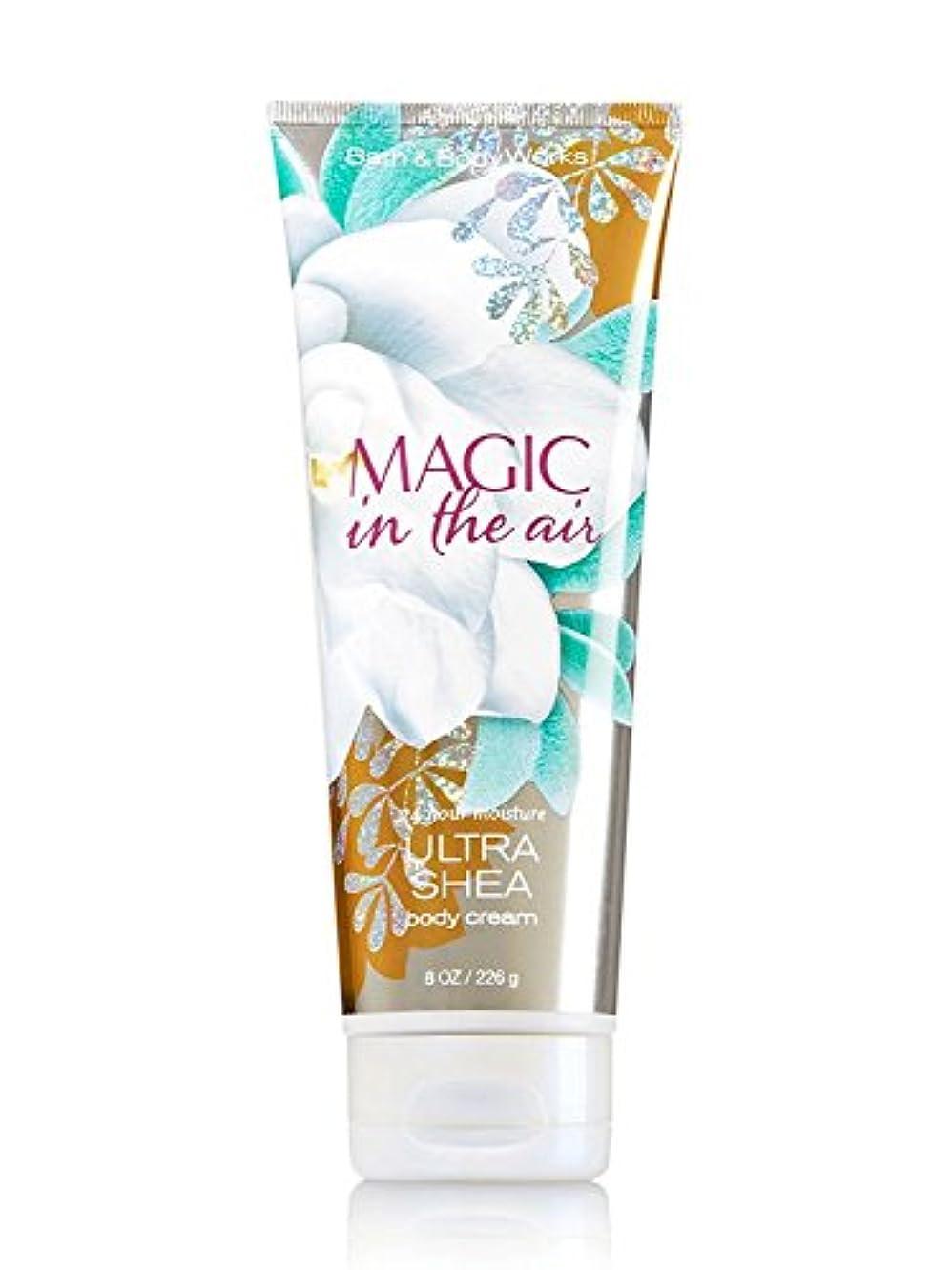 部門無能準備バス&ボディワークス マジック イン ジ エア ボディクリーム Magic in the Air Body Cream