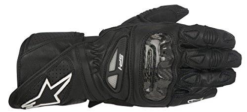 alpinestars(アルパインスターズ)バイクグローブ ブラック (サイズ:L) SP-1レザーグローブ8115 1694220103