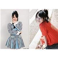 AKB48 チーム8 3rd Anniversary Book パンフレット 特典生写真 2枚コンプ 倉野尾 成美