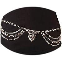 Aikooch Sexy Bra Waist Chains Body Necklace for Women