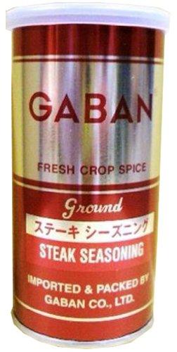 ギャバン ステーキ シーズニング 140g