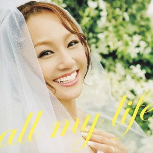 [画像:all my life (SINGLE+DVD)]