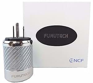 フルテック 3P電源プラグ【ロジウムメッキ】FURUTECH FI-50M NCF(R)