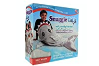 [スナッギーテール]Snuggie Tails for Kids, Grey Shark B01M9DRSZV [並行輸入品]
