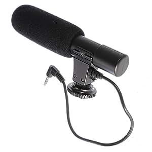 FOTGA mic-01 ガンマイク スタジオ 指向性 マイク 録音/宅録/生放送/インタビュー 適用