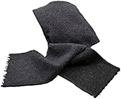 Old Fashion Sartoria フィレンツェ スカーフ フード レディース ウール チャコール ワンサイズ