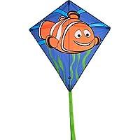 HQ Kites Eddy Clownfish 27' Diamond Kite [並行輸入品]