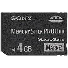 SONY Memory Stick PRO DUO (Mark 2) Memory Card 4 GB 4GB 4 Gig for Digital Camera SONY Cybershot Cyber-Shot / Alpha Series