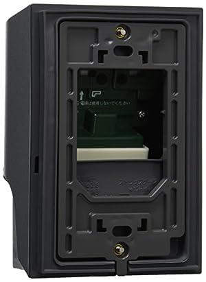 パナソニック(Panasonic) EV・PHEV充電用 屋外コンセント200V用 ホワイトシルバー WK4322S