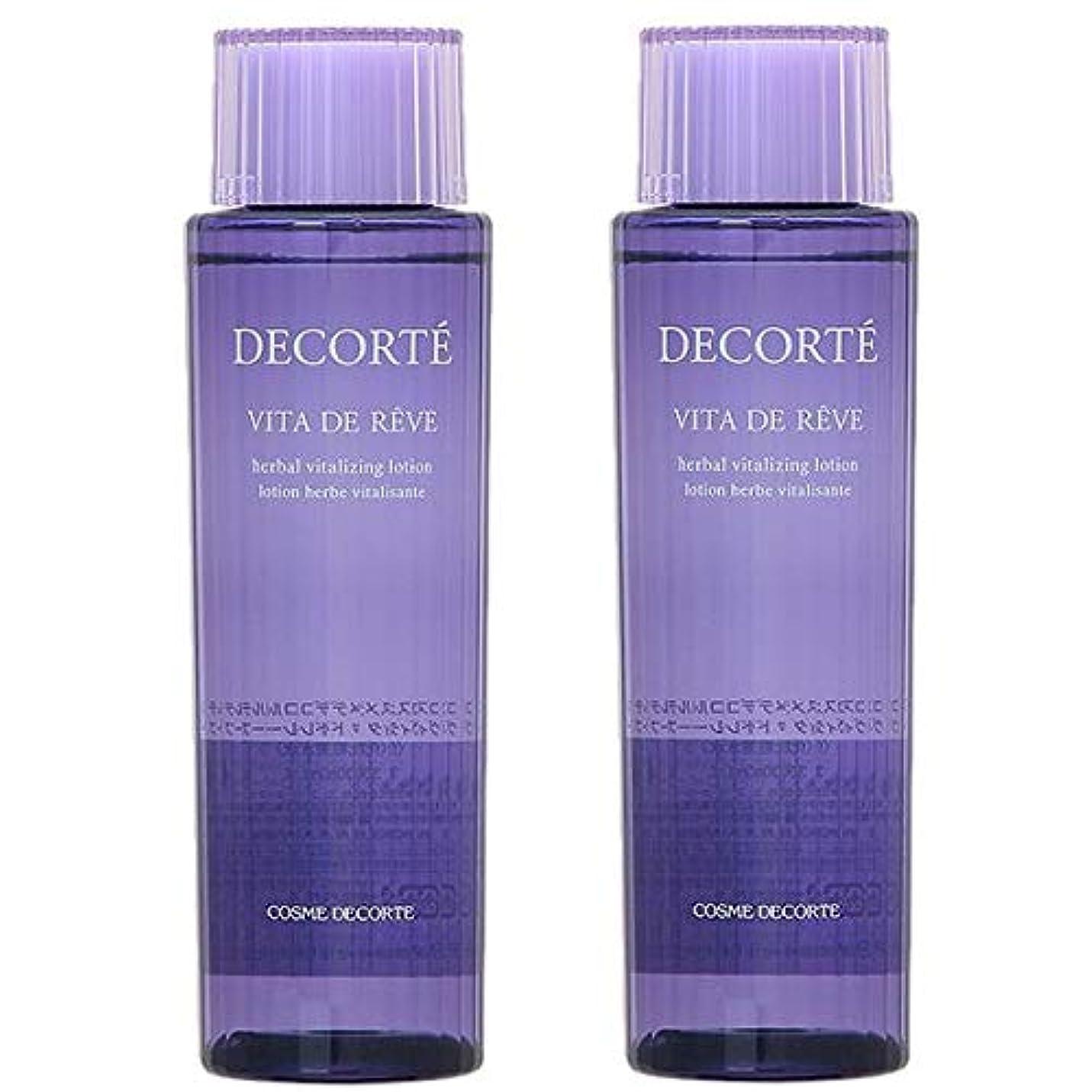 前置詞美容師フラッシュのように素早く【セット】コーセー コスメデコルテ COSME DECORTE ヴィタドレーブ 300mL 2個セット