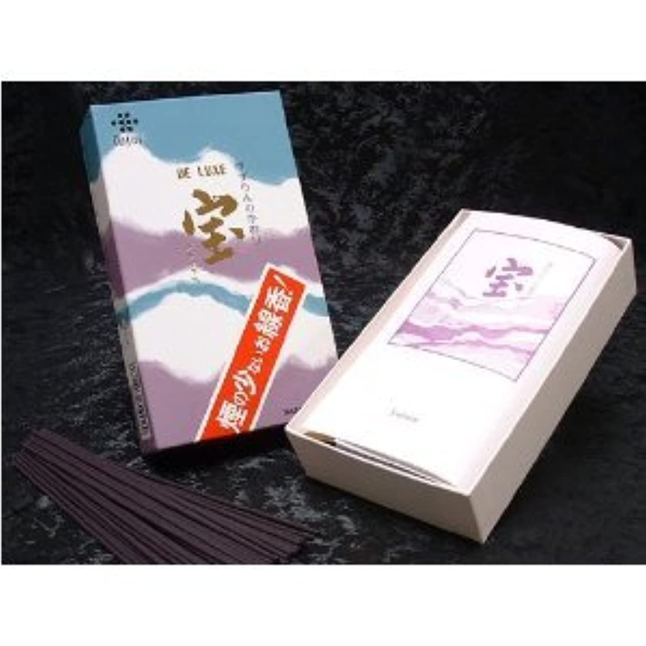 硬化するコーンウォールタービン薫寿堂 宝デラックス 大バラ すずらんの香り #2