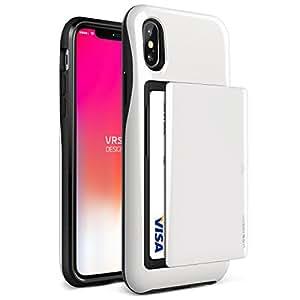 5009702896 Amazon | iPhone X ケース カード 収納 耐衝撃 VRS DESIGN Damda Glide ...