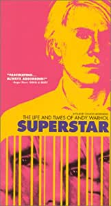 Superstar: The Life and Times of Andy Warhol [VHS] [Import]