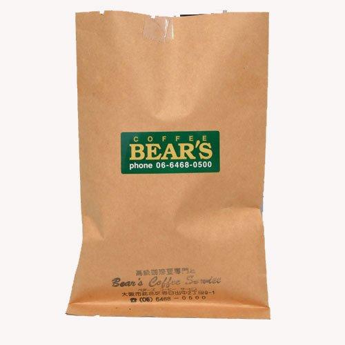 bears coffee コーヒー豆マンデリン アチェ ルクプサブン農園 100g コーヒー豆豆のまま スペシャルティ珈琲