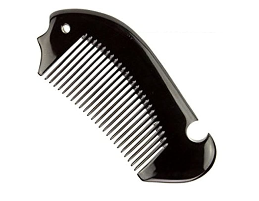 櫛型 プロも使う牛角かっさプレート マサージ用 血行改善 高級 天然 静電気防止 美髪 美顔 ボディ リンパマッサージ