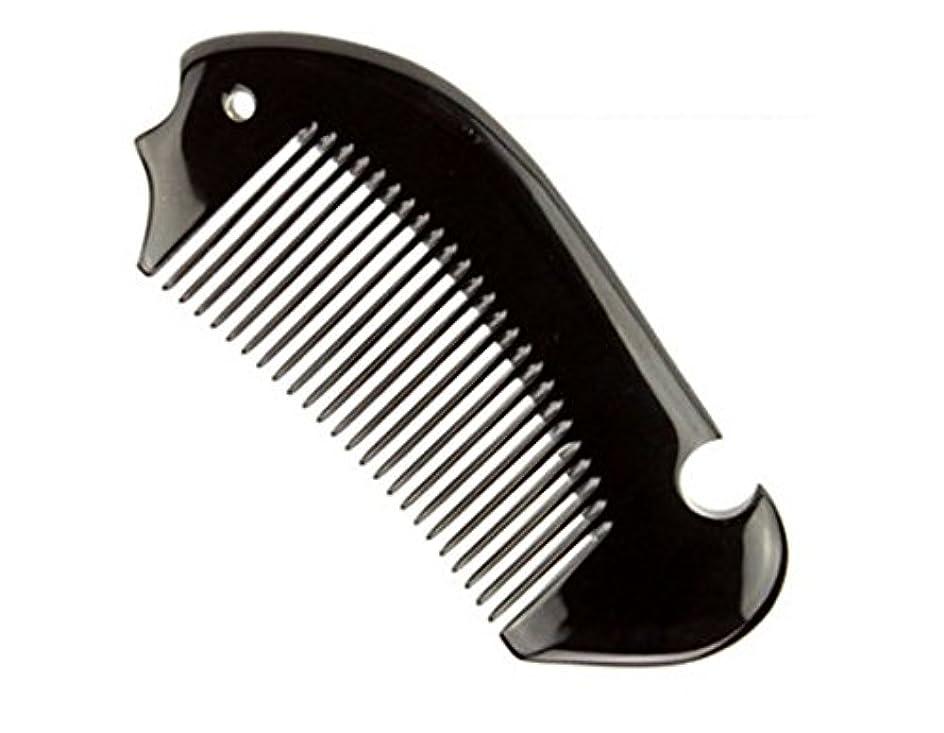 神社顔料エラー櫛型 プロも使う牛角かっさプレート マサージ用 血行改善 高級 天然 静電気防止 美髪 美顔 ボディ リンパマッサージ