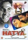HATYA - THE MURDER - AKSHAY KUMAR,VARSHA USGAONKAR - DVD by JOHNY LEVER,REEMA LAGOO LAXMIKANT BERDE