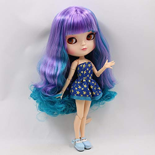 Fortune Daysが作った、ドールの名前はlcy, 30cmの19個の改良した関節人形, 四つ色のアイ,メイクできる 着せ替えれる (BL43027216)