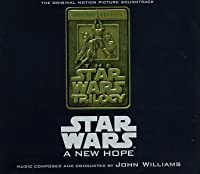 Star Wars, A New Hope: The Original Motion Picture Soundtrack