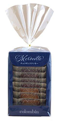 コロンバン チョコサンドクッキー9枚入