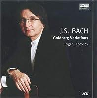 Johann Sebastian Bach Variations Goldberg, BWV 988