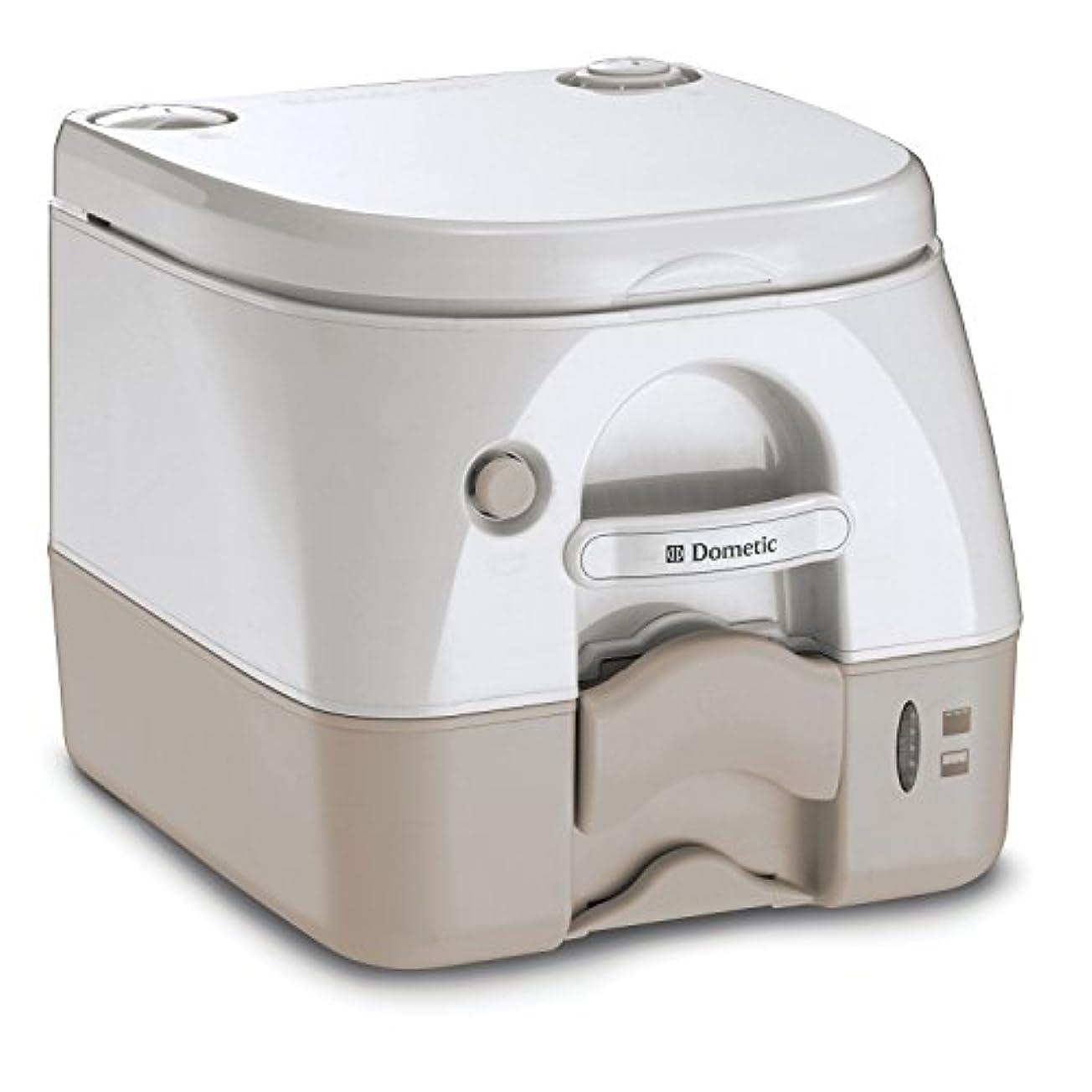 海峡居間ぺディカブDOMETIC衛生DOMETIC -972ポータブルトイレ2.6ガロン - タン