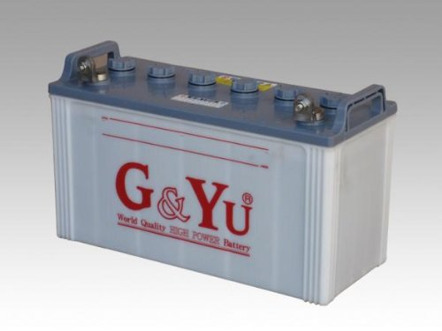 G&Yu サイクルサービス用 バッテリー ゴルフカート 電動運搬用 高所作業用 溶接機 等 EB-100G L型...