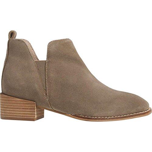 セイシェルズ シューズ ブーツ&レインブーツ Offstage Boot - Women's Taupe Sued 3c9 [並行輸入品]